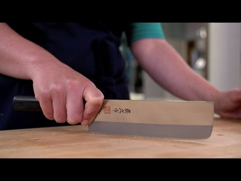 Why America's Test Kitchen Calls the MAC Japanese Series 6 1/2-Inch the Best Vegetable Cleaver