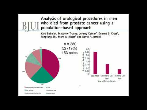 Prostatite et adénome écorce de tremble
