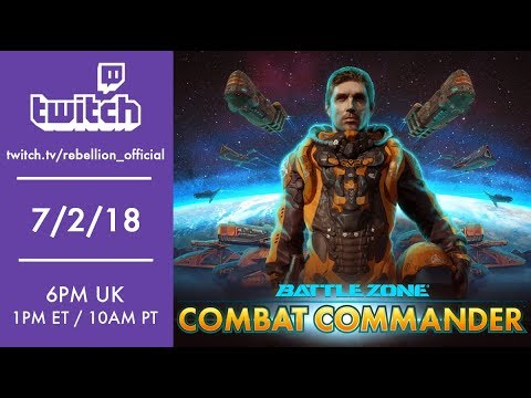 Battlezone: Combat Commander - Strategy Gameplay! thumbnail