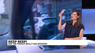 Are the French really bad drivers?