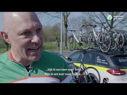 Tafelronde 168 en oud-wielerprof Gert Jakobs houden wielerronde vanuit Dronten