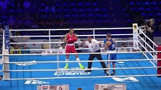 MAH03115 Benjamin WHITTAKER (ENG) vs Oleksandr KHYZHNIAK (UKR)