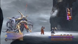 Final Fantasy X HD Remaster - Seymour Flux Boss Battle