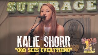 "Kalie Shorr - ""God Sees Everything"""