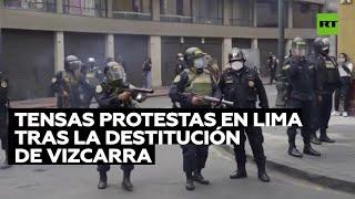 EL PUEBLO PERUANO DEMANDA UNA NUEVA Y DEMOCRÁTICA CONSTITUCIÓN POLÍTICA