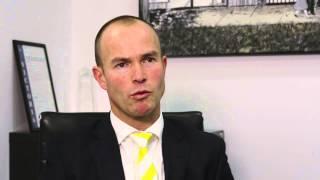 Why did you make the move? - Matt Hurlston