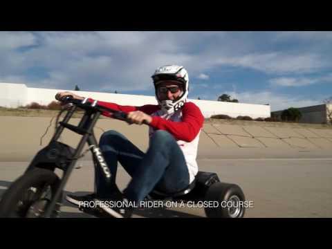 Xe Điện 3 bánh DXT Electric Drift Trike