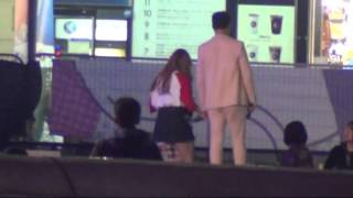 20151009 Music Bank DDP Irene Falling