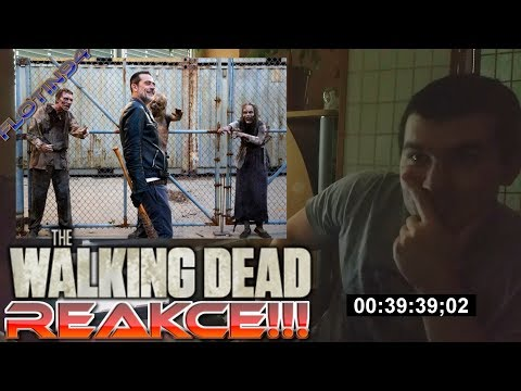 The Walking Dead 8x11 REACTION | Živí Mrtví