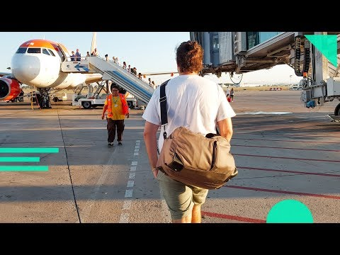 Pakt One Review | 35L Carry-On Clamshell Duffel Travel Bag