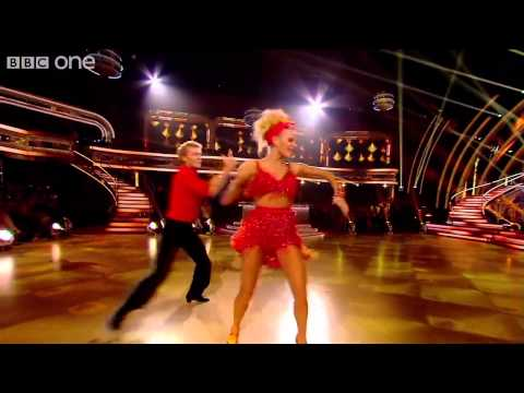 Pixie and Trent ~ Samba ~ Week 5