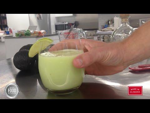 How to Make Avocado Limeade