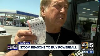 Powerball: Who will be the lucky winner?