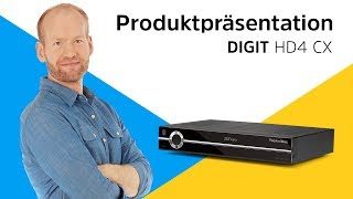 DIGIT HD4 CX | Produktpräsentation | TechniSat