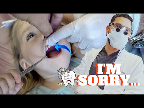 BAD NEWS AT THE DENTIST