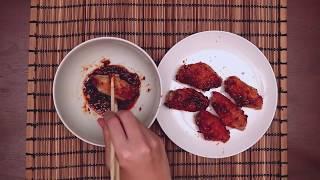 สูตรทำ ไก่ทอดเกาหลี ทำเองง่ายๆ ที่บ้าน