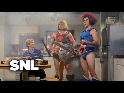 He-Man and Lion-O - SNL