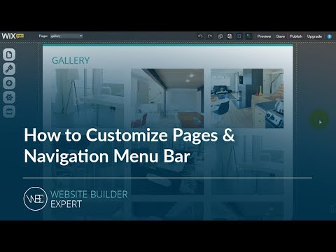 How to Customize Pages