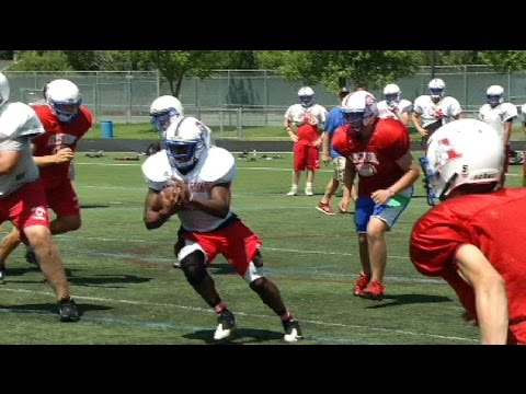 Prep football training camp report: Armstrong