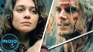 Top 10 Best Moments From The Witcher Season 1