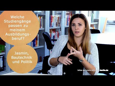 TU Berlin: Lehramtsstudium Bautechnik