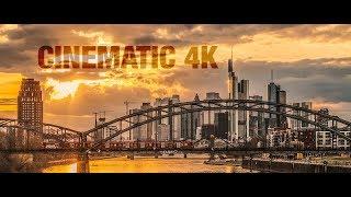 Huawei P20 Pro: Cinematic 4K Video