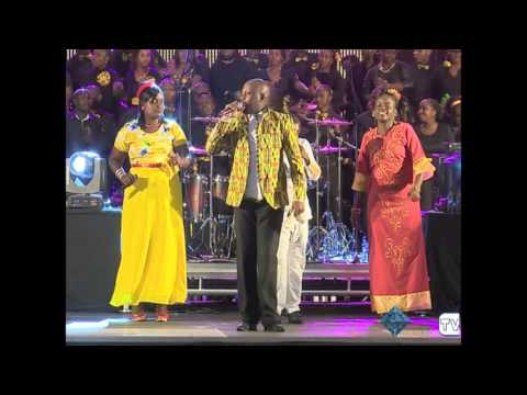 Africa Lets worship 2015 - Nitamwimbia Bwana Yeye Ni Mwema