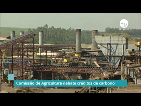 Comissão de Agricultura debate créditos de carbono - 14/10/21