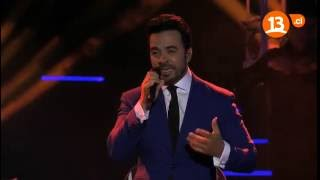 The Voice Chile - Luis Fonsi & Lucas Piraino presentacion final
