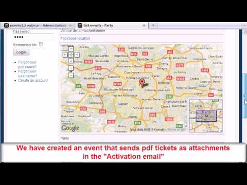 Ep. 77: How to generate event PDF tickets in RSEvents!