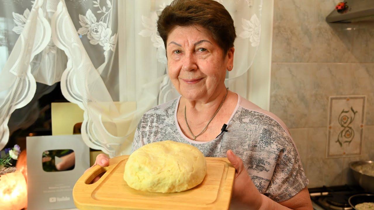 Самое быстрое тесто для пирожков с любой начинкой