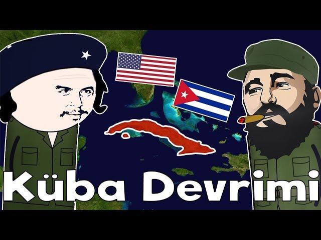 Video Pronunciation of Küba in Turkish