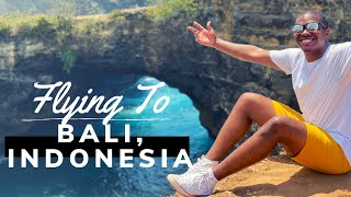 FLYING TO BALI FOR $500 | 35+ HOURS OF TRAVELING!!!