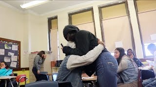 GIRL ASK HER CRUSH OUT IN CLASS !!!!!
