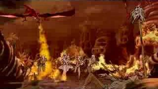 Сага о копье, Ролик к мультфильму по Dragonlance