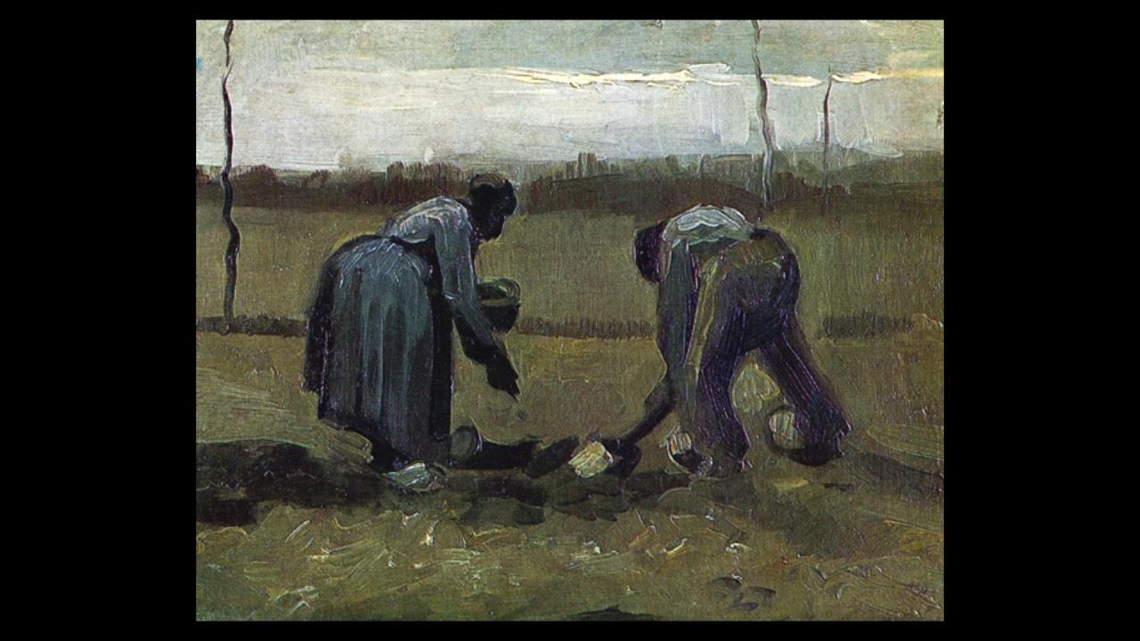 Van Gogh Seen Through the Eyes of the Artist