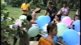 preview picture of video 'Samantha's 10th Birthday, Islander Hotel, Port Moresby, Papua New Guinea. (March 1983).'