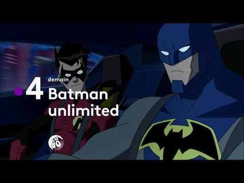 Batman Unlimited - BA France 4