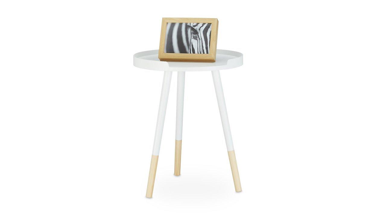 Video von: Beistelltisch skandinavisches Design