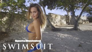 Irina Shayk, Nina Agdal & Hannah Davis Virtual Reality Experience 2016 | Sports Illustrated Swimsuit