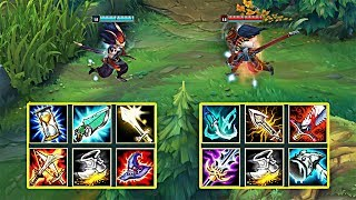 AP YASUO Vs AD YASUO FULL BUILD FIGHTS & Best Moments!