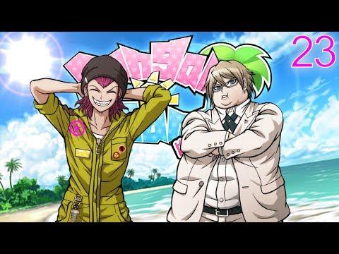 DanganRonpa 2:Goodbye Despair-Island Mode-Kazuichi's Free
