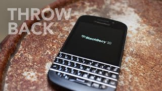 BlackBerry Q10 Throwback: Bold Enough to be Different
