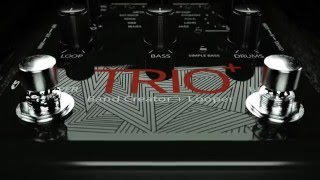 Digitech Trio Plus - Video