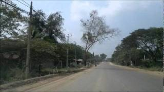 preview picture of video 'Construction work on Roads in Anuradhapura'