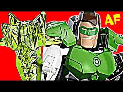 Vidéo LEGO DC Comics Super Heroes 4528 : Green Lantern
