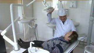 Пенсионеры алматинского дома ветеранов могут в 2 раза дешевле лечить зубы (11.03.16)
