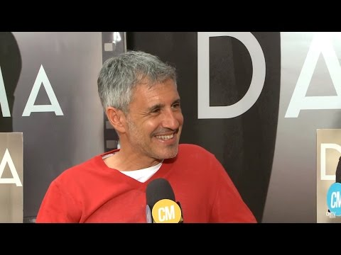 Sergio Dalma video Entrevista Argentina - Marzo 2016