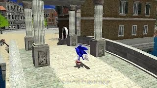 Sonic Generations Mods Sonic 2006 character Sonic,Shadow