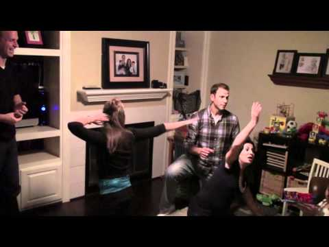 Video of Reverse Charades